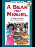 A Bear for Miguel