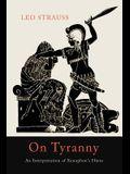 On Tyranny: An Interpretation of Xenophon's Hiero