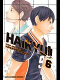Haikyu!!, Vol. 6, Volume 6: Setter Battle!