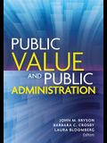 Public Value and Public Administration