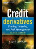 Credit Derivatives 2e [With CDROM]