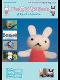 The Cute Book: Cute and Easy-To-Make Felt Mascot