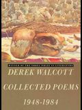 Derek Walcott Collected Poems 1948-1984