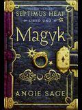 Magyk, Spanish Edition (Septimus Heap, Libro Uno)