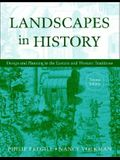 Landscapes in History: Design and Planning in the Eastern and Western Traditions