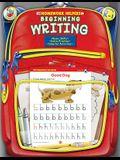 Beginning Writing, Grades PK - 1 (Homework Helper)