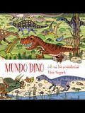 Mundo Dino, Volume 2: Colorea Los Ecosistemas