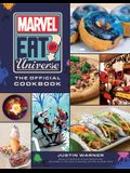 Marvel Eat the Universe: The Official Cookbook