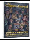 The Comics Journal #307
