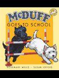 McDuff Goes to School (McDuff Stories)