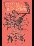 A Connecticut Yankee in King Arthur's Court: By Mark Twain Book Original Illustrations