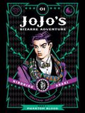 Jojo's Bizarre Adventure: Part 1--Phantom Blood, Volume 1