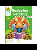 Beginning Reading 1-2 Deluxe Edition Workbook