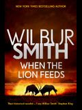 When the Lion Feeds, 1