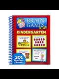 Brain Games Kids: Kindergarten - Pi Kids