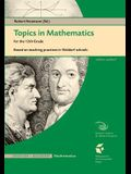 Topics in Mathematics for the 12th Grade: Based on Teaching Practices in a Waldorf School