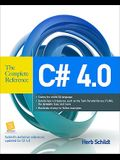 C# 4.0: The Complete Reference