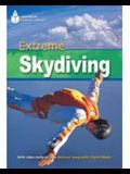 Extreme Skydiving (Book with Multi-Rom): Footprint Reading Library 2200