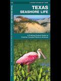 Texas Seashore Life, 2nd Edition: A Folding Pocket Guide to Familiar Coastal Plants & Animals