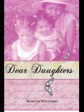 Dear Daughters: Bonita L. Williams