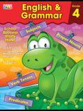 English & Grammar Workbook, Grade 4
