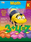 Math Workbook, Grade K