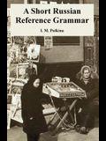 A Short Russian Reference Grammar