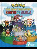 Pokémon Size Chart Collection: Kanto to Alola