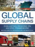 Global Supply Chains: Evaluating Regions on an Epic Framework - Economy, Politics, Infrastructure, and Competence: epic Structure - Economy, Politic