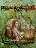 Monstrous Compendium Appendix II (Planescape) (Advanced Dungeons & Dragons, 2nd Edition, Accessory/2613)