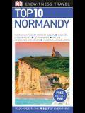 DK Eyewitness Top 10 Normandy