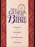 Holy Bible: New Geneva Study Bible, New King James Version