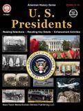 U.S. Presidents Workbook, Grades 5 - 12