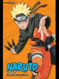 Naruto 3-In-1 V10: Includes Vols. 28, 29 & 30