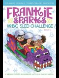 Frankie Sparks and the Big Sled Challenge, 3