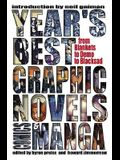 Year's Best Graphic Novels, Comics & Manga