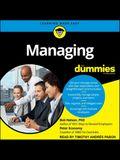 Managing for Dummies Lib/E