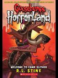 Welcome to Camp Slither (Goosebumps Horrorland #9), 9