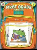 First Grade Activities Homework Helper