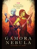 Gamora and Nebula: Sisters in Arms