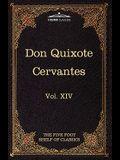 Don Quixote of the Mancha, Part 1: The Five Foot Shelf of Classics, Vol. XIV (in 51 Volumes)