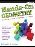 Hands-On Geometry: Constructions with Straightedge and Compass, Grades 4-6