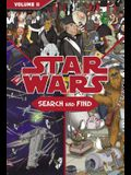 Star Wars Search and Find Vol. II Mass Market Edition