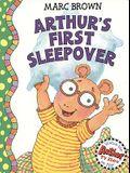 Arthur's First Sleepover: An Arthur Adventure (Arthur Adventures)
