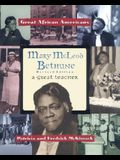 Mary McLeod Bethune (Great African Americans)