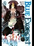 Blue Exorcist, Volume 5