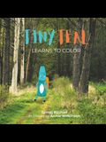 Tiny Teal Learns to Color: A Little Crayon's Search for Purpose