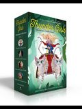 Thunder Girls Adventure Collection Books 1-4: Freya and the Magic Jewel; Sif and the Dwarfs' Treasures; Idun and the Apples of Youth; Skade and the En