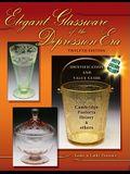 Elegant Glassware of the Depression Era: Identification and Value Guide