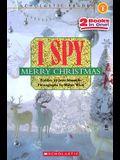 I Spy Merry Christmas (Scholastic Reader, Level 1)